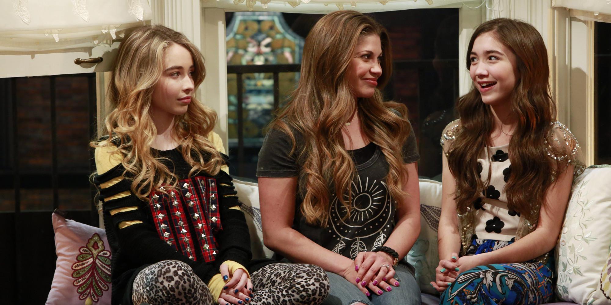 Girl Meets World Daughter Riley Disney Stars Share Wha...