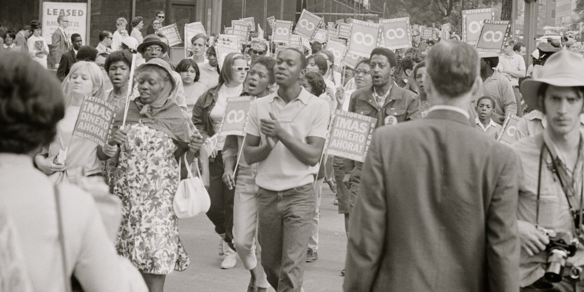 how the cold war promoted the civil rights movement in america and how it promoted change Abstract: this chapter examines decolonization during the cold war  the rise  of the american civil rights movement, which challenged the  offered king  valuable insights about the development of a strategy for promoting change.