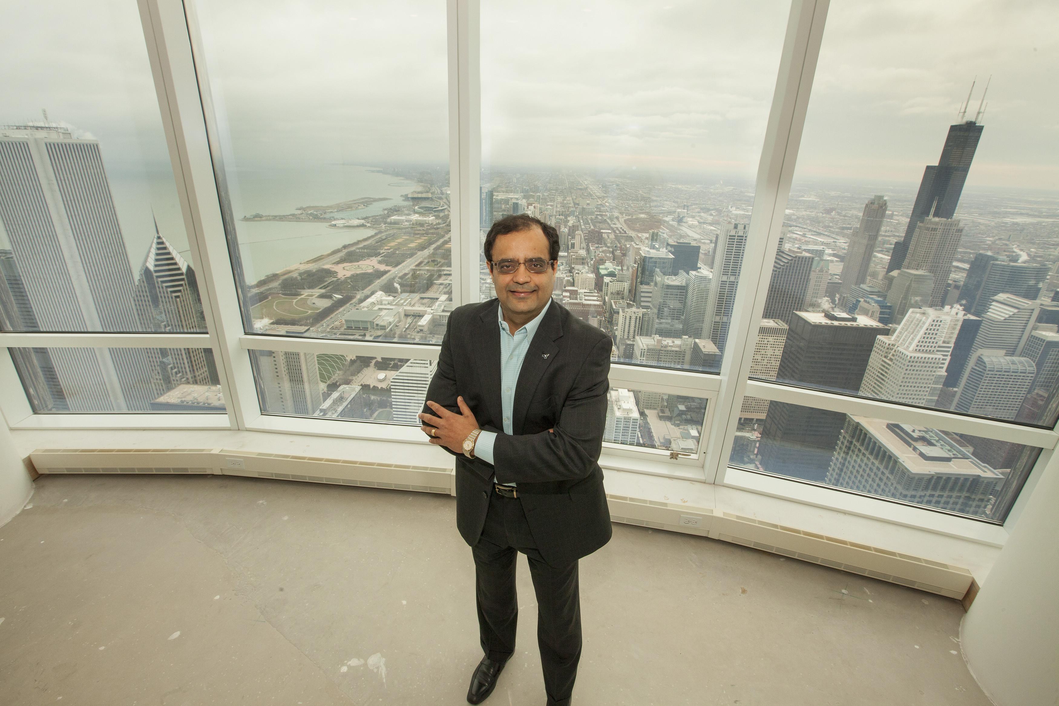 sanjay shah chicago