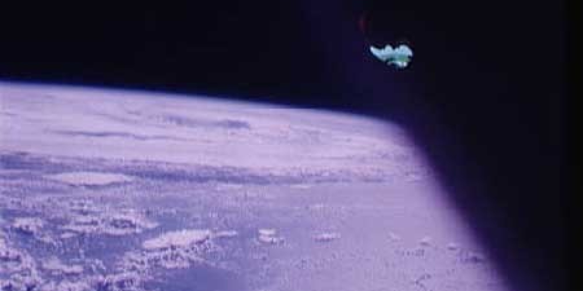 UFO Spotted During Apollo 7, Astronauts Redact Truth With