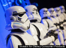 Confirmed! Disney To Make At Least TWO New 'Star Wars' Films