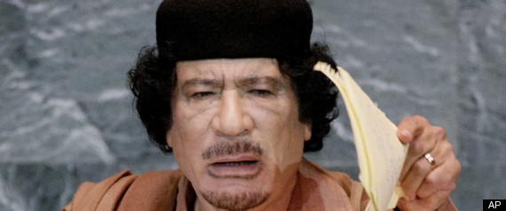 WIKILEAKS LIBYA