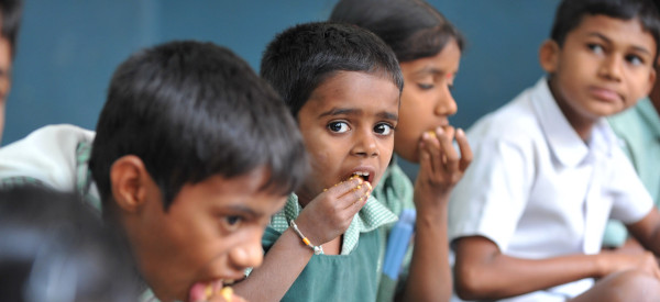malnutrition kids india