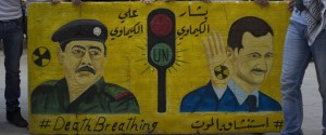 Chemical Weapons Syria