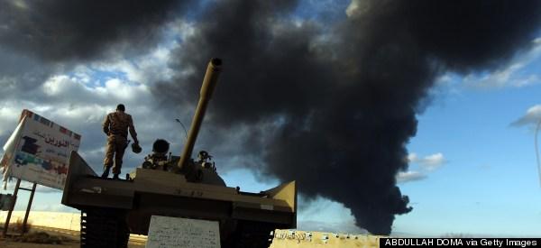 Libya Recalls Former General Haftar For Army Duty
