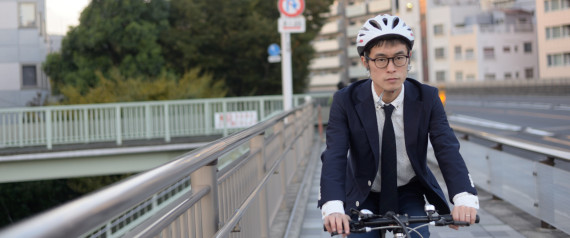 BICYCLE JAPAN HELMET