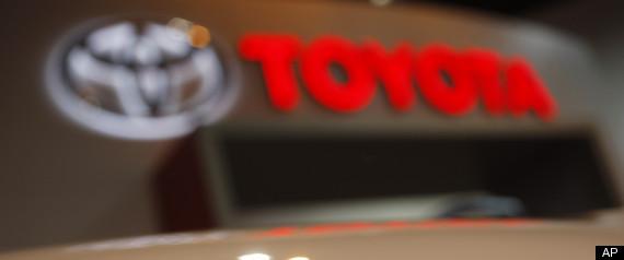 TOYOTA RECALL 2011 MODELS