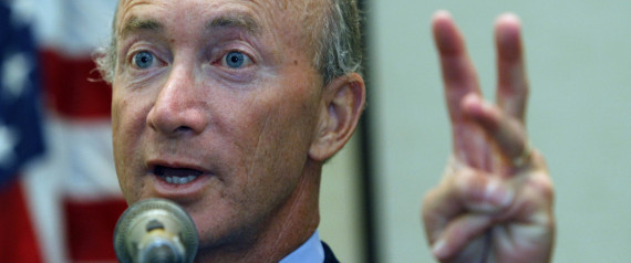Mitch Daniels Drug Bust