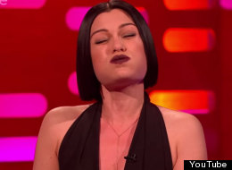 WATCH Jessie J's Impressive Party Trick
