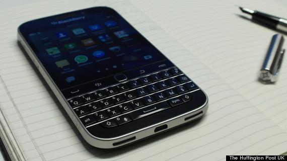 blackberry classic keyboard