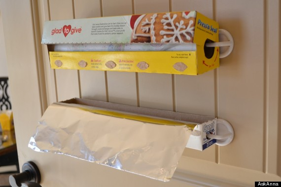food wrap dispenser