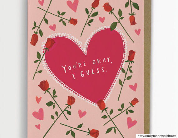 21 Valentines Cards For Every Type Of Complicated Relationship – Valentines Cards Pictures