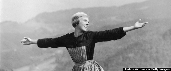 the sound of music julie andrews 1965
