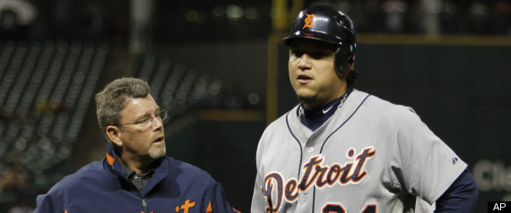 MIGUEL CABRERA APOLOGY