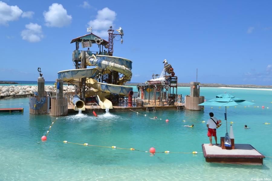 Castaway Cay La Isla Mágica De Disney En Las Bahamas Huffpost