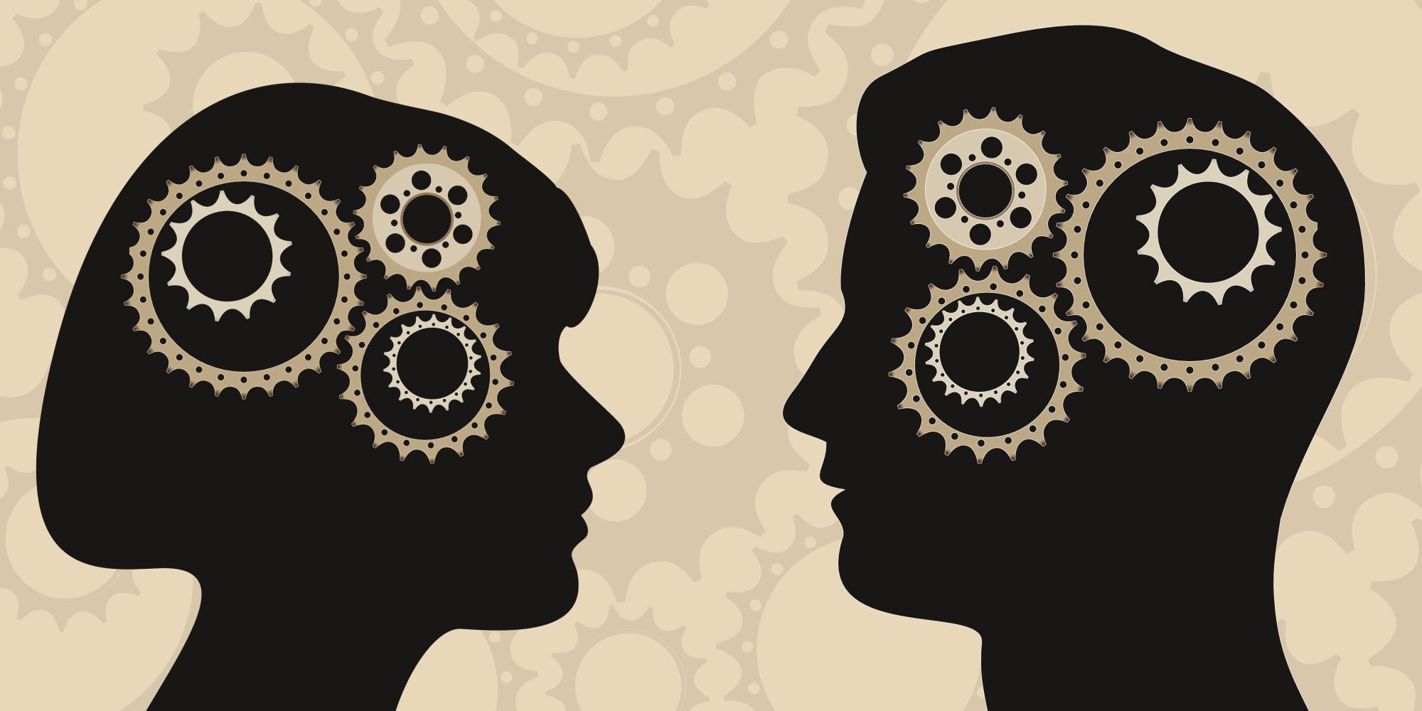 O cérebro do homem e o cérebro da mulher. | Dá pra ser ético sem negar a biologia