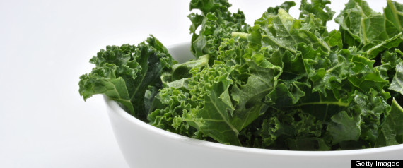 healthy food kale