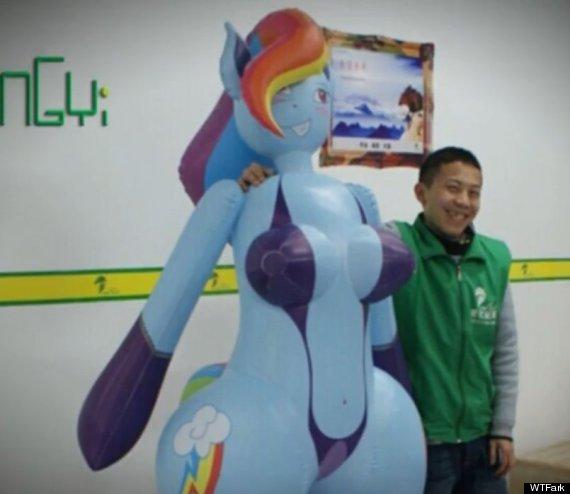 horny pony