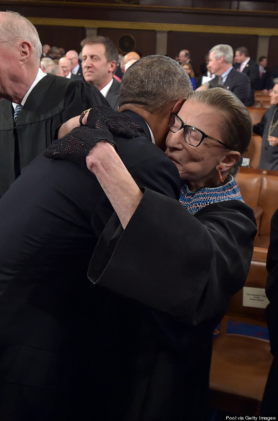 ginsburg state of the union