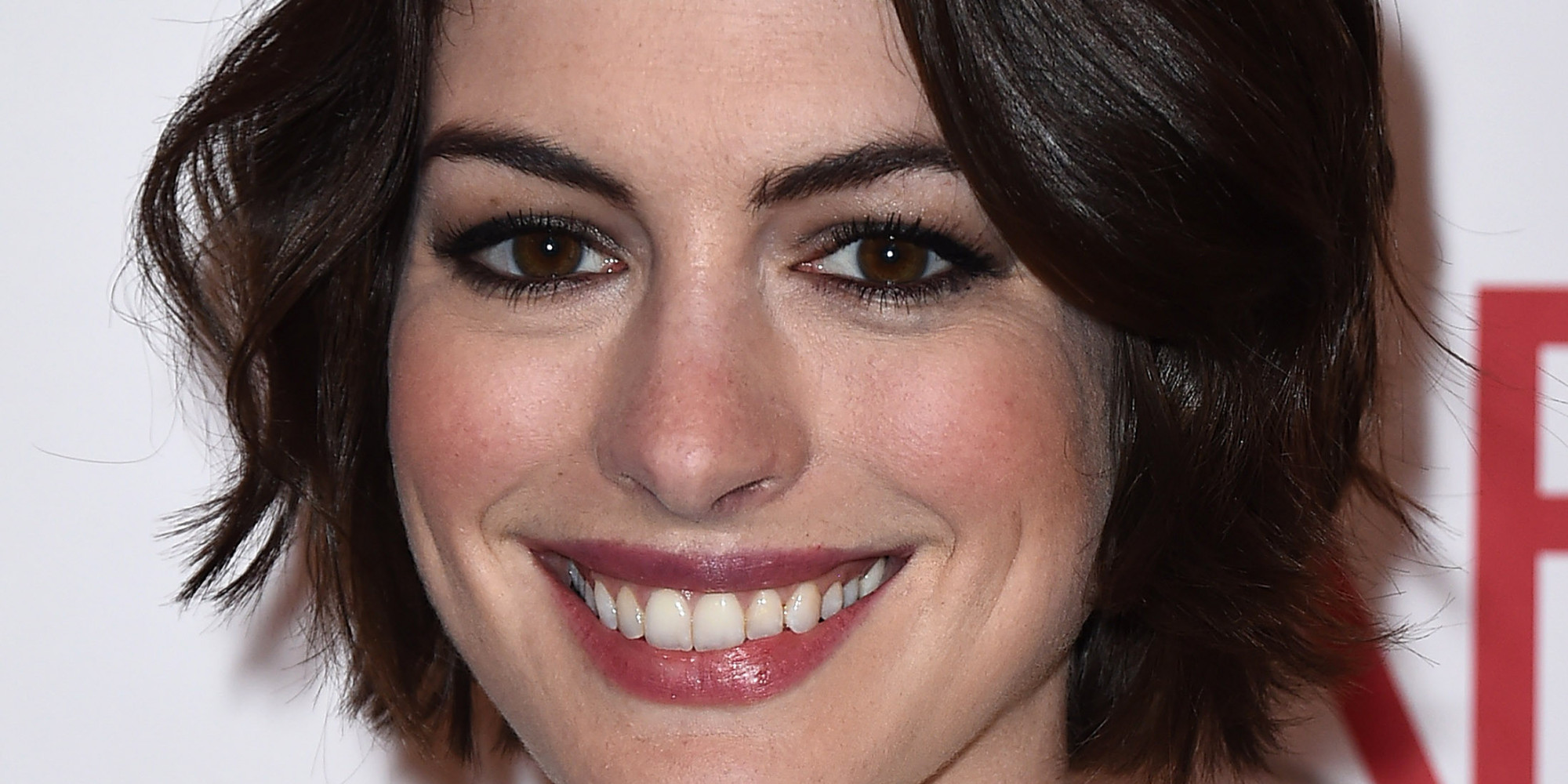Anne Hathaway On Husband: 'I'm His And He's Mine' | HuffPost Anne Hathaway Facebook