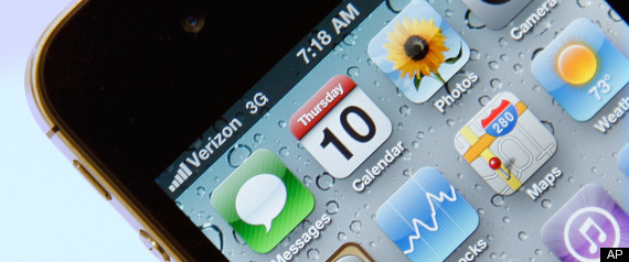 VERIZON IPHONE ANTENNA FLAW