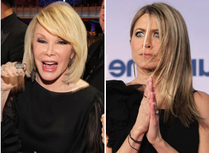 Joan Rivers Jennifer Aniston