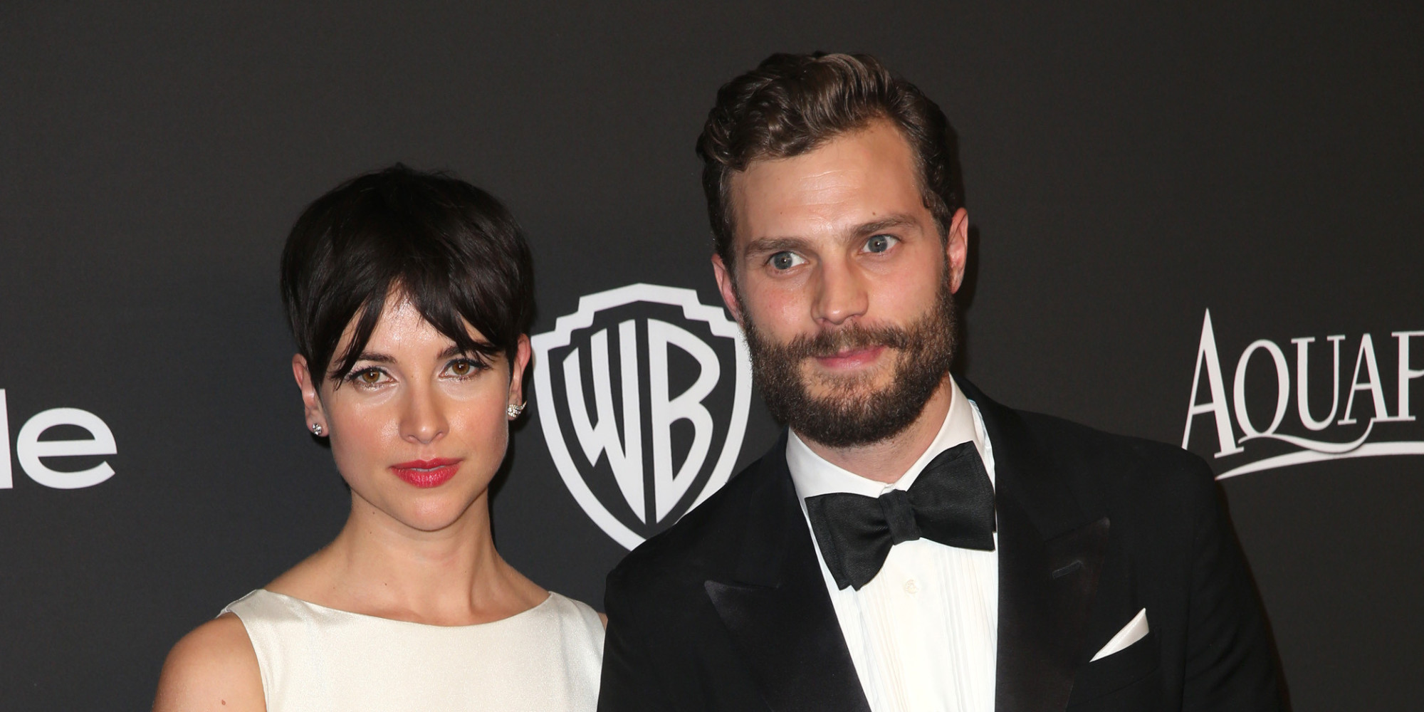 Jamie Dornan Praises Brilliant Wife For Her Support Of His Fifty Shades Of Grey Naked Scenes