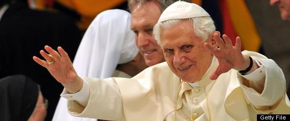 pope benedict xvi scary. Pope Benedict Xvi