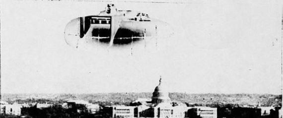 Στη δημοσιότητα τα απόρρητα αρχεία της πολεμικής αεροπορίας των ΗΠΑ για τα UFO