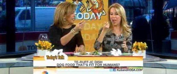 KATHIE LEE DOG FOOD
