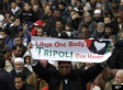 Libya Protesters Hit By Hail Of Gunfire In March