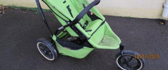 mann versteigert kinderwagen bei ebay mit diesem buggy. Black Bedroom Furniture Sets. Home Design Ideas