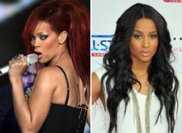 Rihanna Ciara