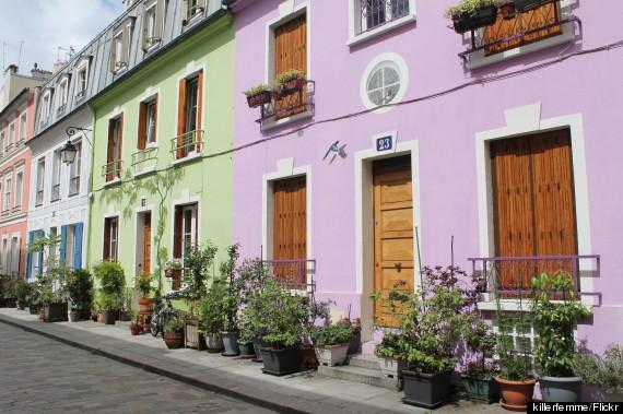 rue cremieux paris