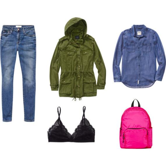aritzia sale outfit