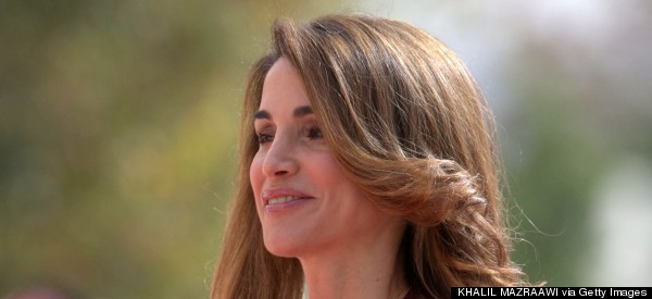 Queen Rania Speaks Out On Charlie Hebdo