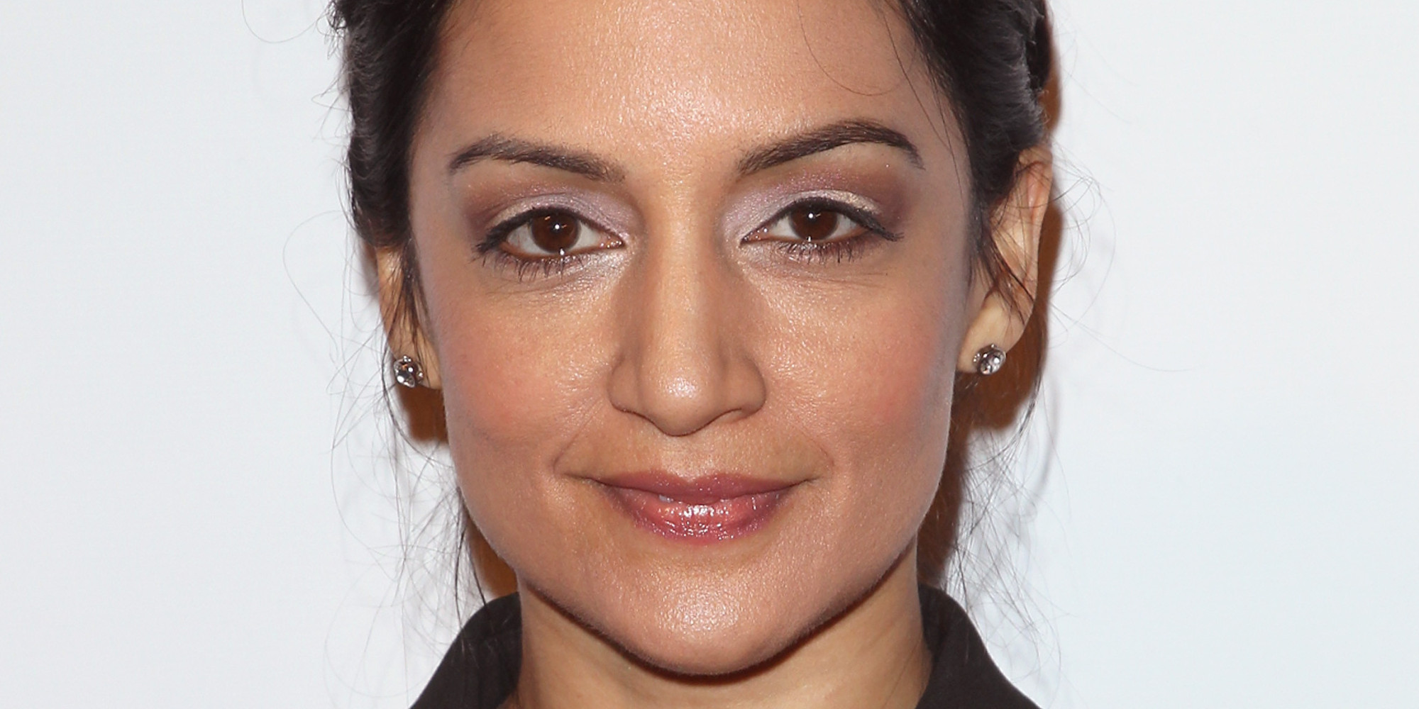 Archie Panjabi Decided To Leave 'The Good Wife' After Kissing Gillian Anderson - o-ARCHIE-PANJABI-facebook