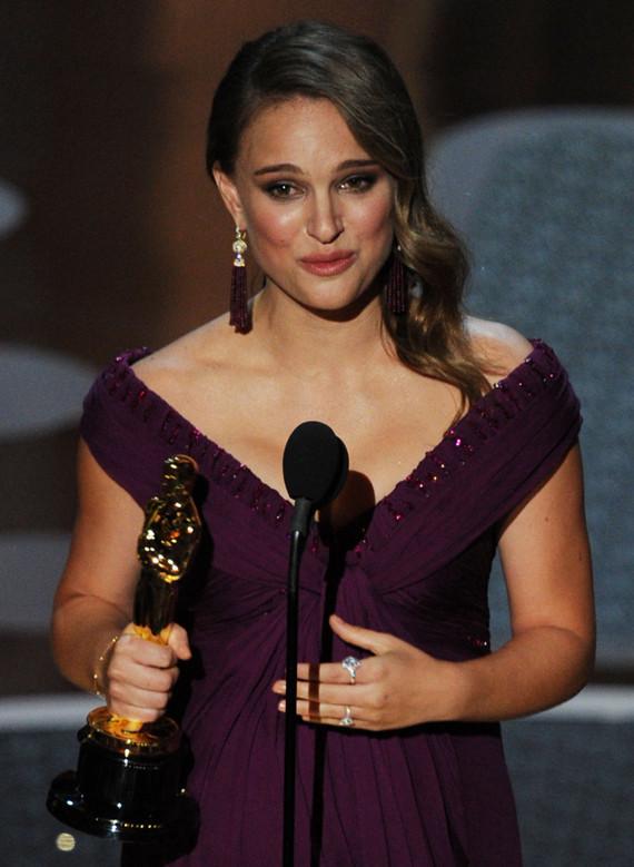 Natalie Portman wins Oscar