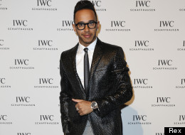 Lewis Hamilton Channels His Inner Clark Kent