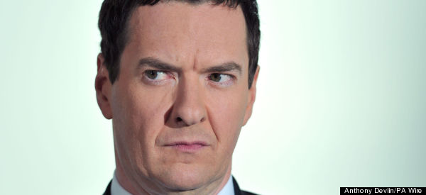 Osborne Is Really Struggling To Sort Out The Public Finances