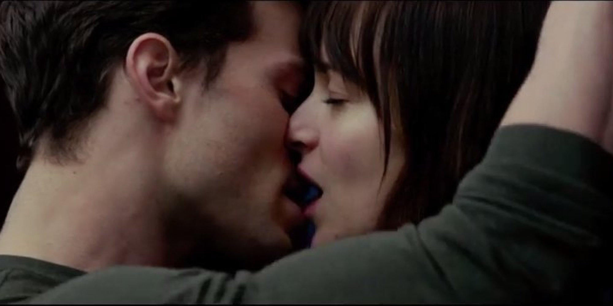 50 shades of grey sex scene