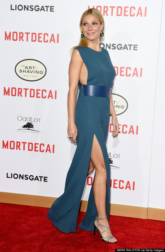 Gwyneth Paltrow Red Carpet Dresses