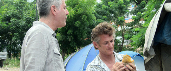 ANTHONY BOURDAIN NO RESERVATIONS HAITI