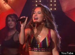 Becky G Slays 'Can't Stop Dancin' Performance On 'Ellen Show'