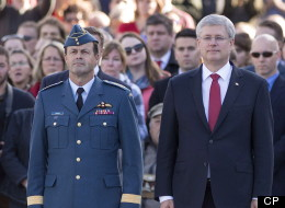 Top Soldier's Harassment Remarks 'Inexplicable': Harper
