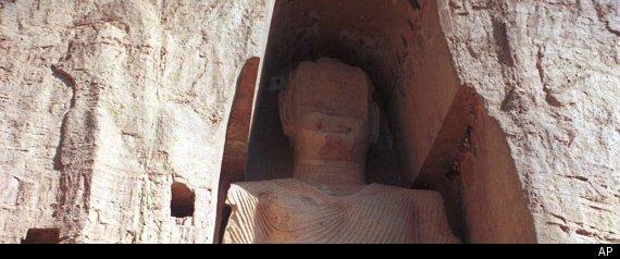 AFGHANISTAN BUDDHA