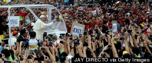 POPE FRANCIS PHILLIPPINES