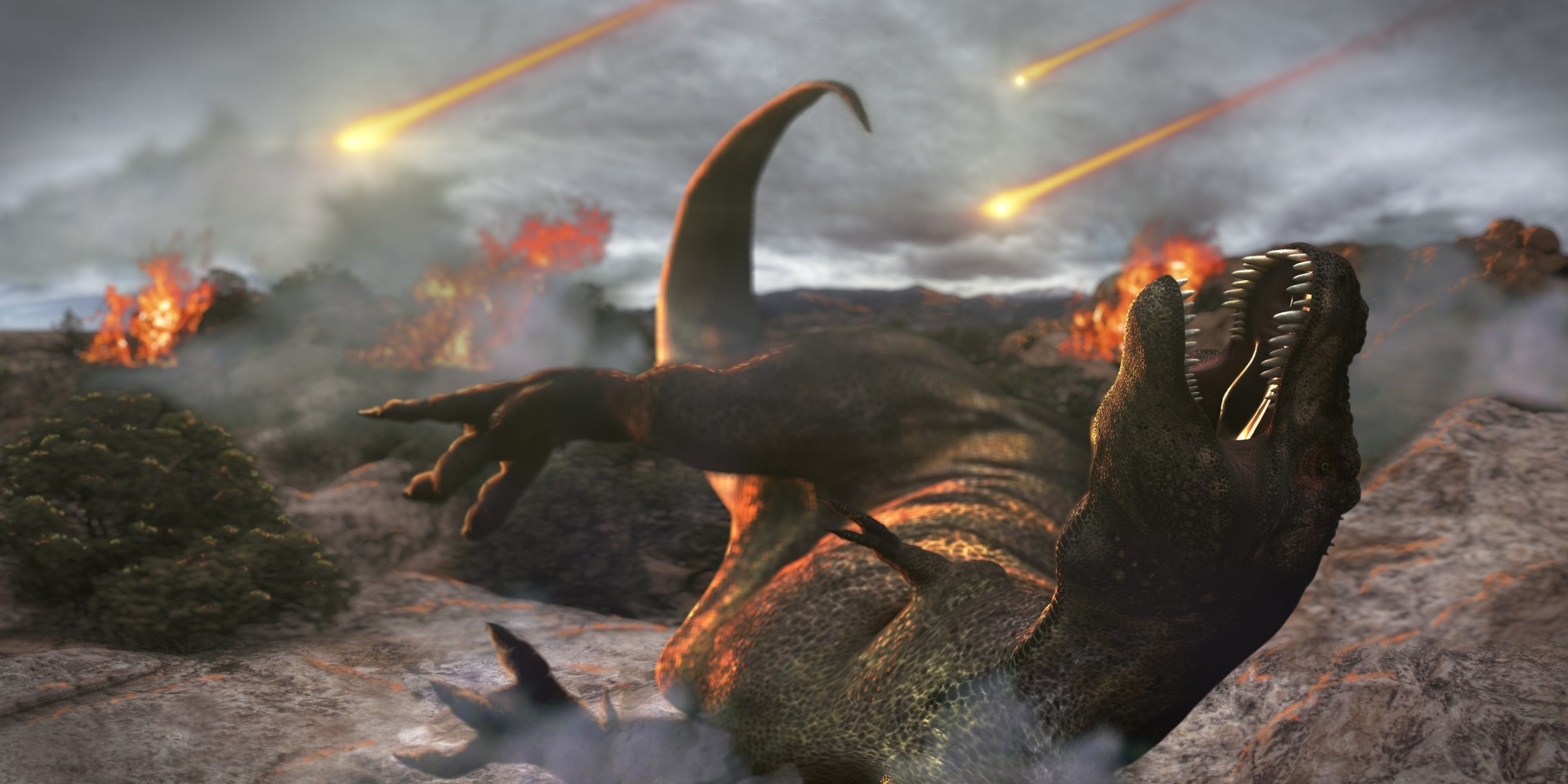 dinosaur killing asteroid size - photo #11