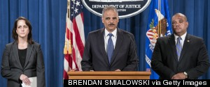 ERIC HOLDER FERGUSON