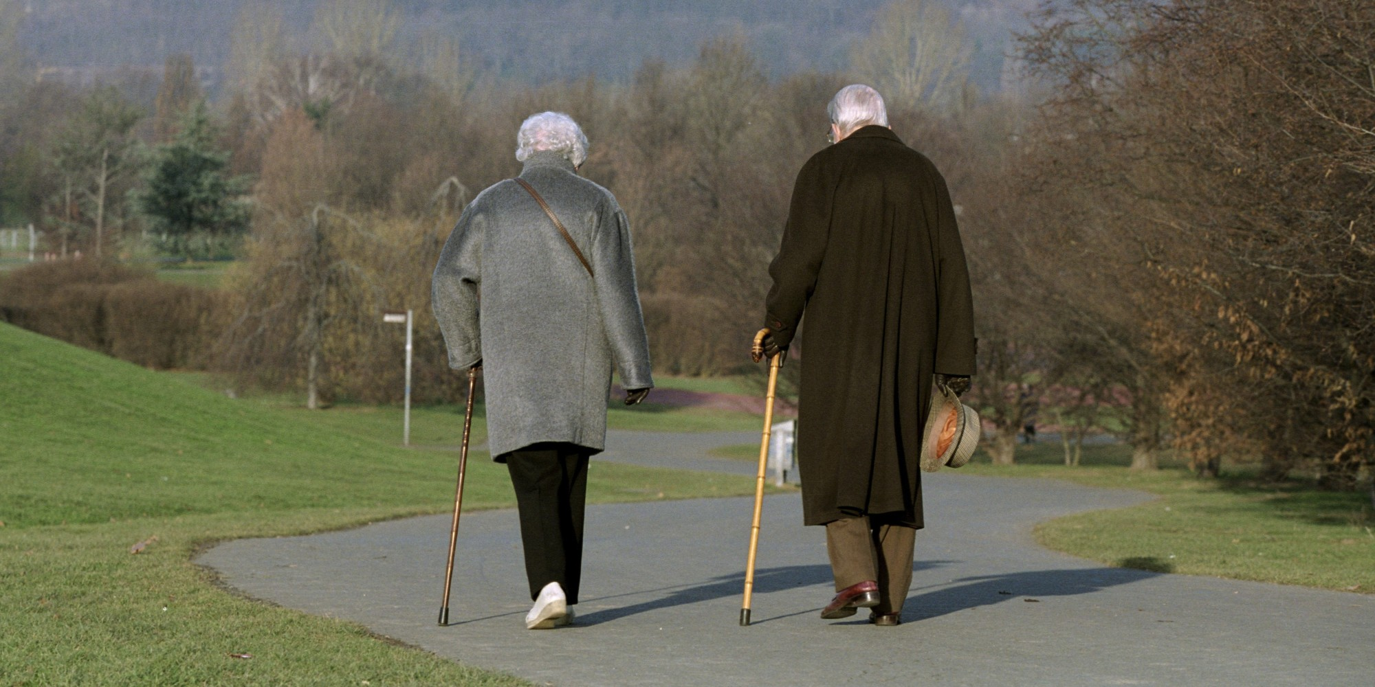 Study Uncovers Surprising Increase In Falls Among Older People